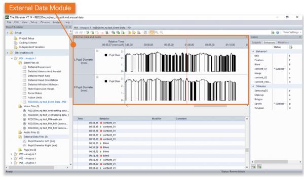 OB_External Data Module