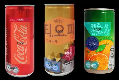 당류 저감 음료의 효과적인 당류 저감 정보 제공 방법 탐색