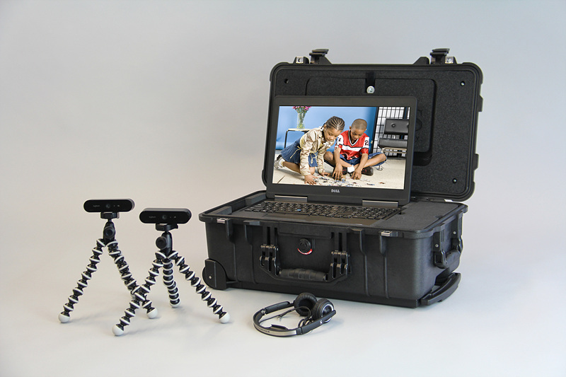 Portable - Observation Lab - Complete - Kids